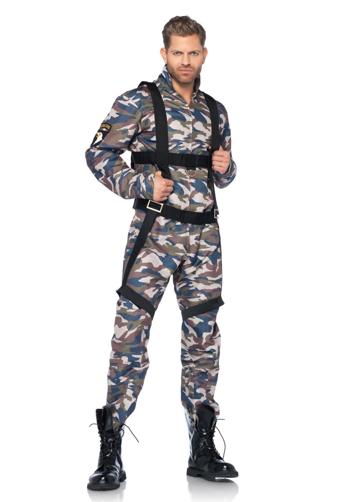 In this  Paratrooper  costume you re always ready to jump out of an ... 44061c8ca