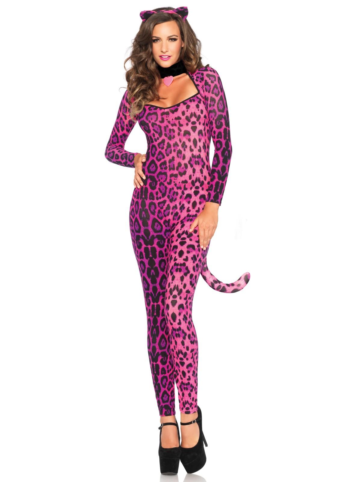 Pretty Pink Cat