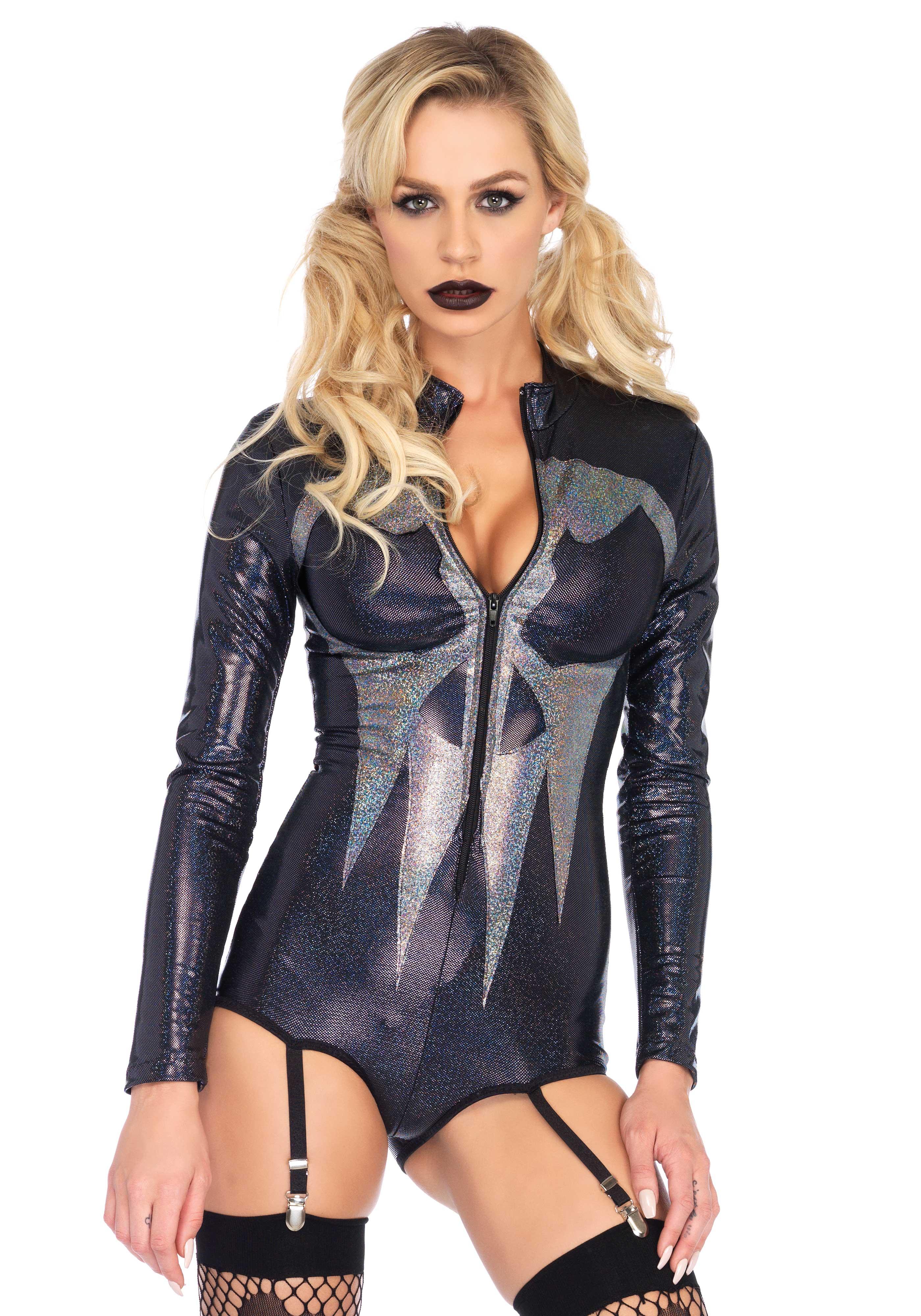 Shimmer iridescent skull garter bodysuit for a do it yourself shimmer iridescent skull garter bodysuit for a do it yourself costume solutioingenieria Choice Image